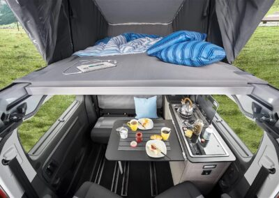 Campster hefbed